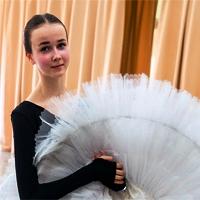 Мария Ильюшкина - студентка АРБ имени Вагановой