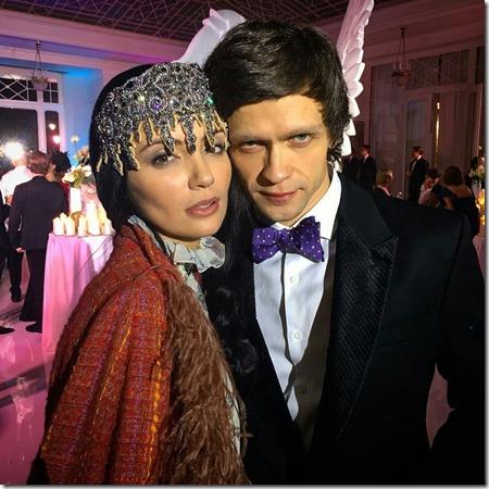 Юрий Смекалов с женой Владиславой