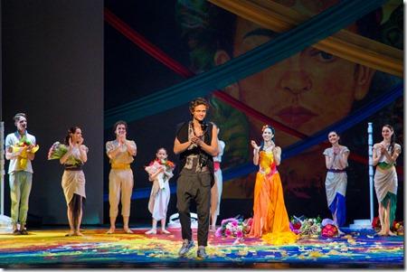 Премьера балета Инфинита Фрида