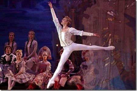 Виталий Амелишко дебют в партии Принца