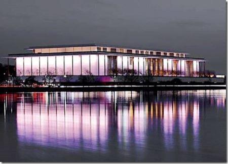 Центра искусств Джона Ф. Кеннеди в Вашингтоне