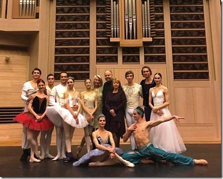 артисты балета - Великие па-де-де