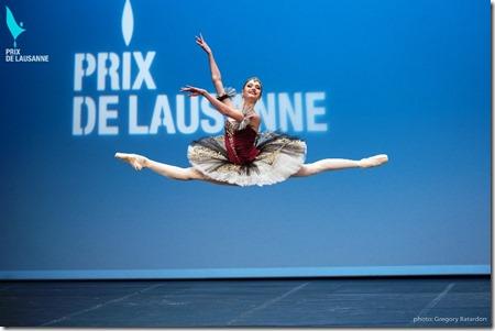 Алена Ковалева Prix de Lausanne