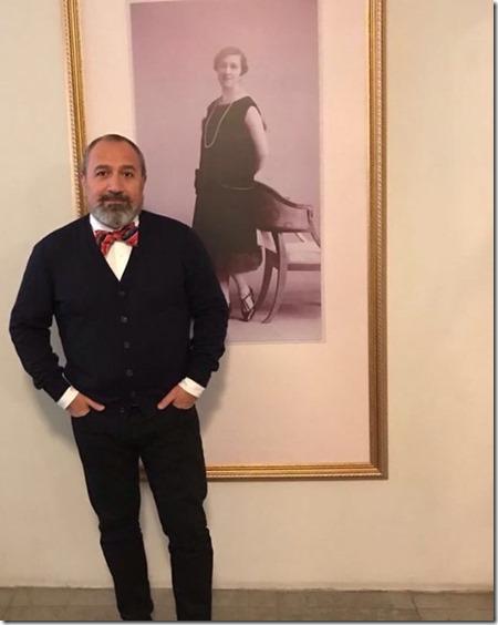Сергей Данилян - преподаватель Вагановки
