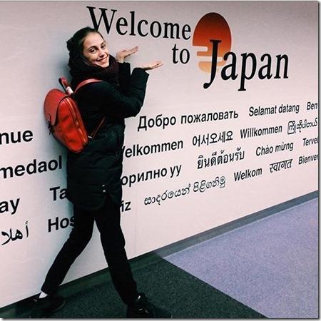 Воспитанники АРБ имени Вагановой в Японии
