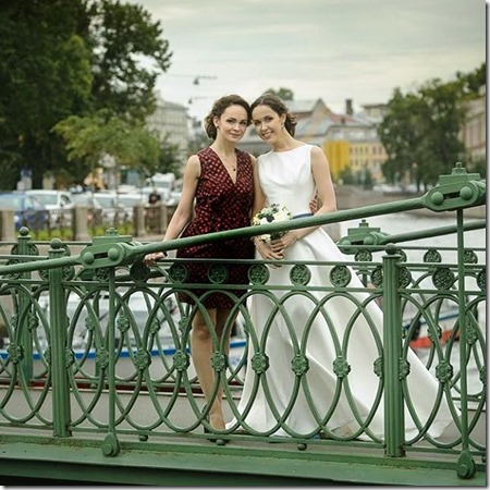 Свадебные фотографии - Любовь Кожарская