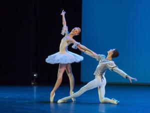 фото с Всероссийского конкурса молодых исполнителей «Русский балет» в Большом театре
