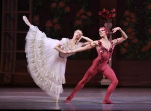 Василий Ткаченко дебютирует в партии Призрака розы в балете Видение розы