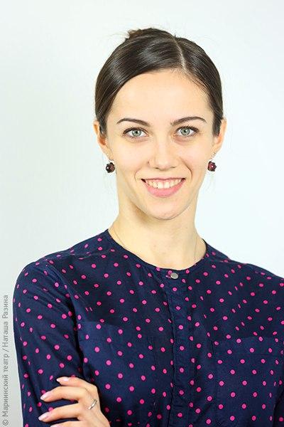 Надежда Батоева - первая солистка Мариинского театра