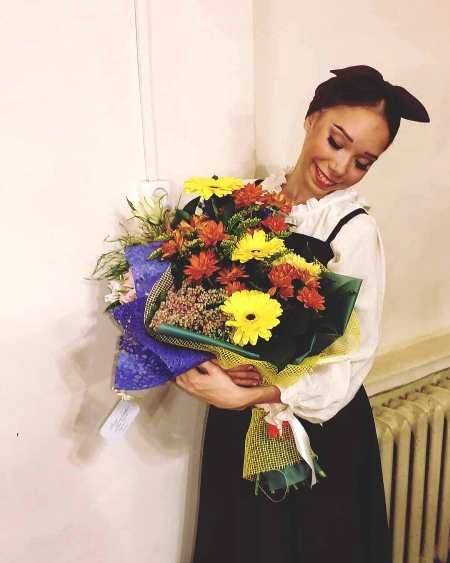 Анна Смирнова - подружка Невесты