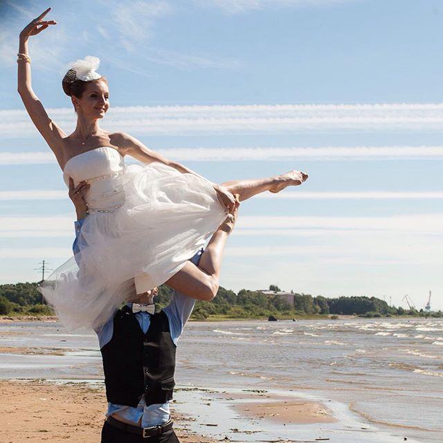 Свадьба Анастасии и Евгения Коновалова