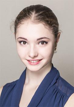 Алена Ковалева - первая солистка Большого театра