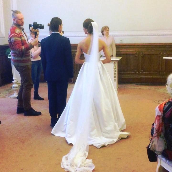 Алиса Русина вышла замуж