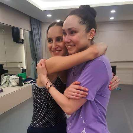 Анна Лавриненко покинула корейскую труппу балета