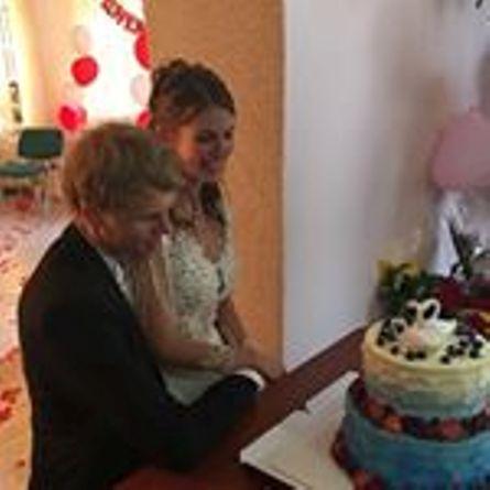 Свадьба Ники Цхвитария и Виталия Амелишко