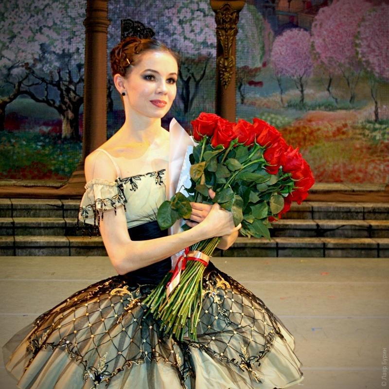 Мария Ширинкина - первая солистка Мариинского театра