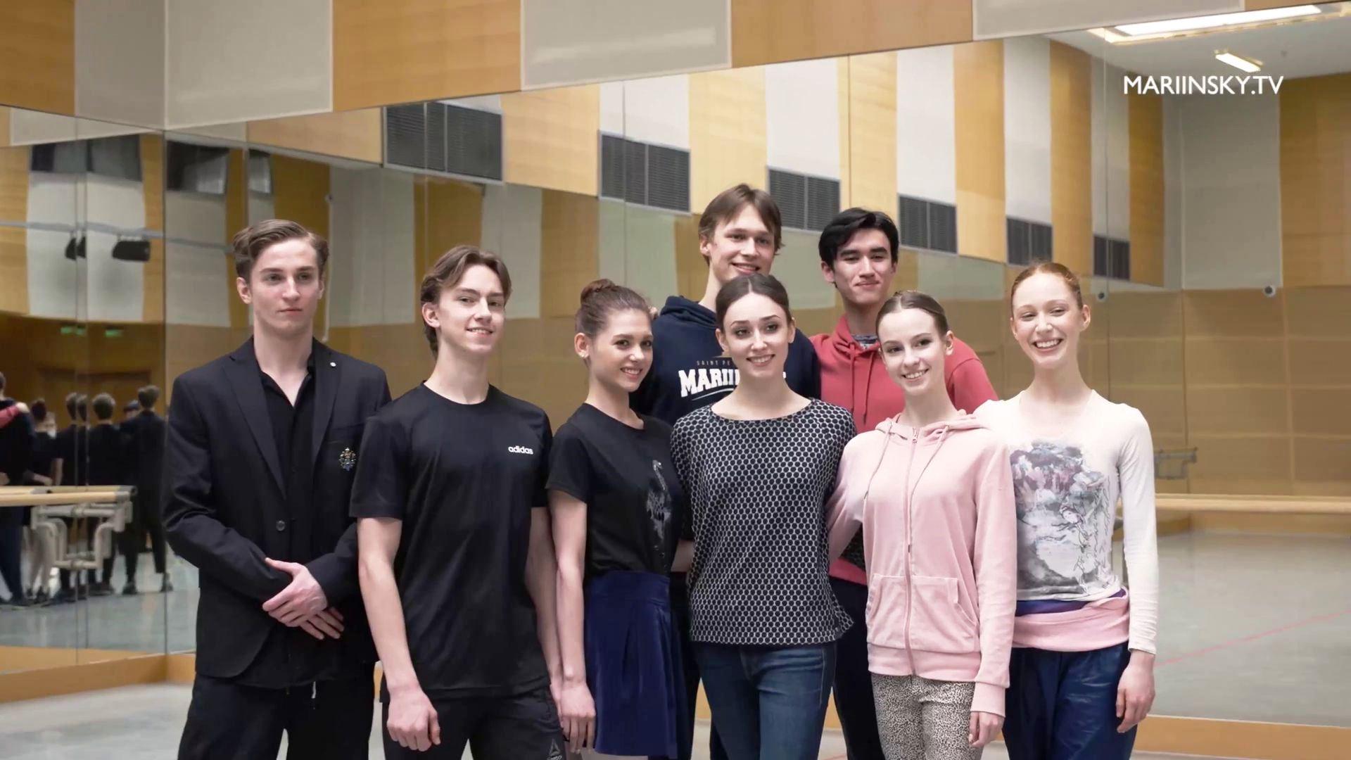 выпускники АРБ Вагановой приняты в артисты балета Мариинского театра 2021 год