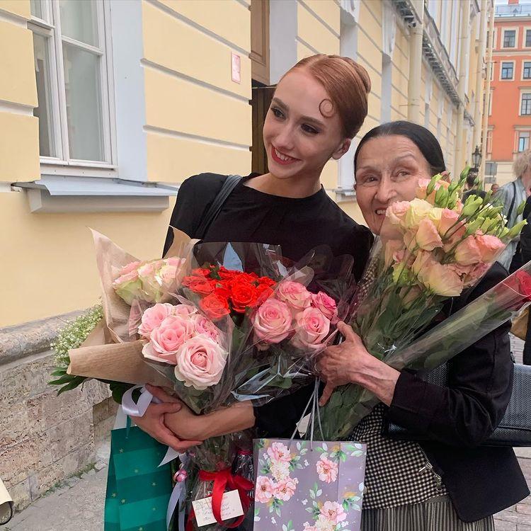 Анастасия Смирнова покидает Михайловский театр