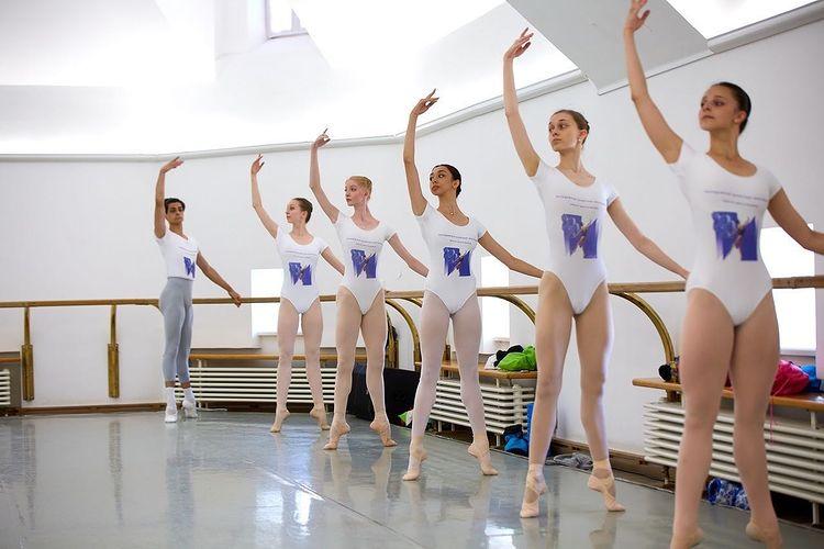 Молодёжная балетная программа Большого театра